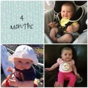 Maddie 4 Months