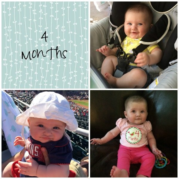 Madeline: Four Months