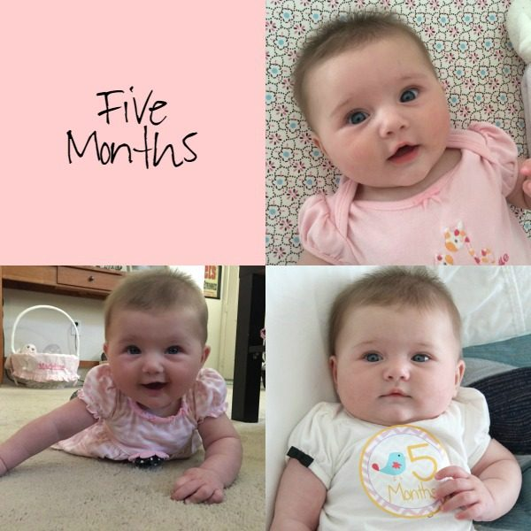 Madeline: Five Months
