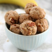 No-Bake Banana Energy Bites