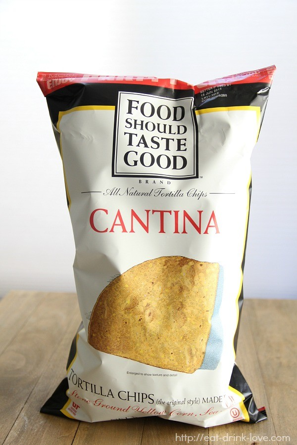 Food Should Taste Good Tortilla Chips