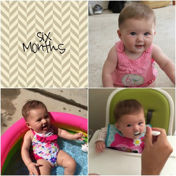 Madeline: 6 Months