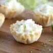No-Bake Key Lime Pies