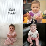 Madeline: 8 Months