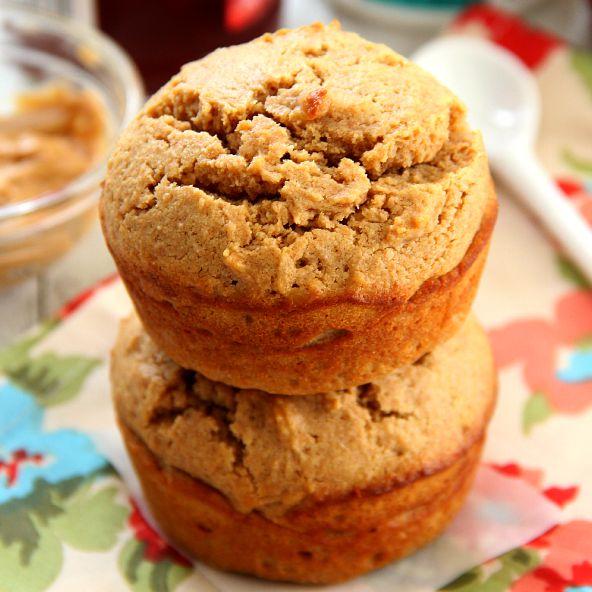 PB&J Muffins