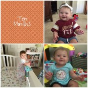 Madeline: Ten Months
