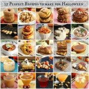 25 Perfect Recipes to Make for Halloween