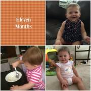Madeline: Eleven Months