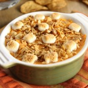 Crispy Sweet Potato Casserole