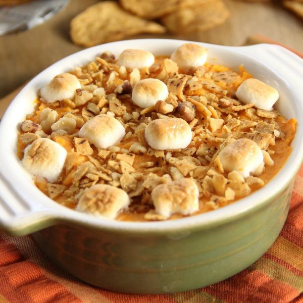 Crispy Sweet Potato Casserole
