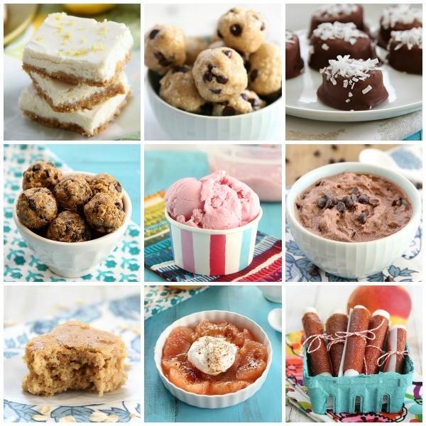 New Years Desserts
