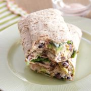 Southwestern Turkey Wrap