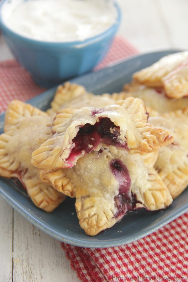 Berry Mini Pies
