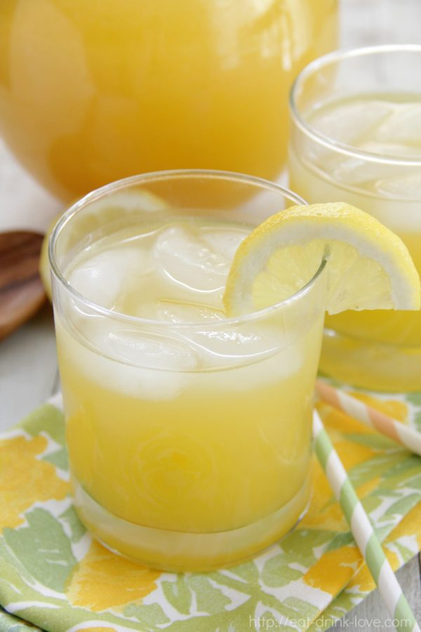 Tropical Lemonade