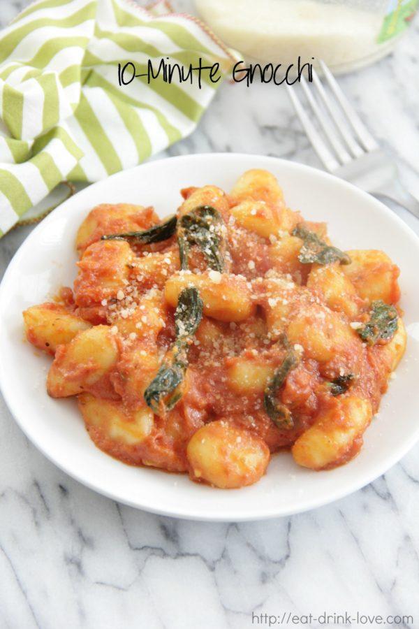 10-Minute Gnocchi