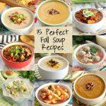 15 Perfect Fall Soup Recipes