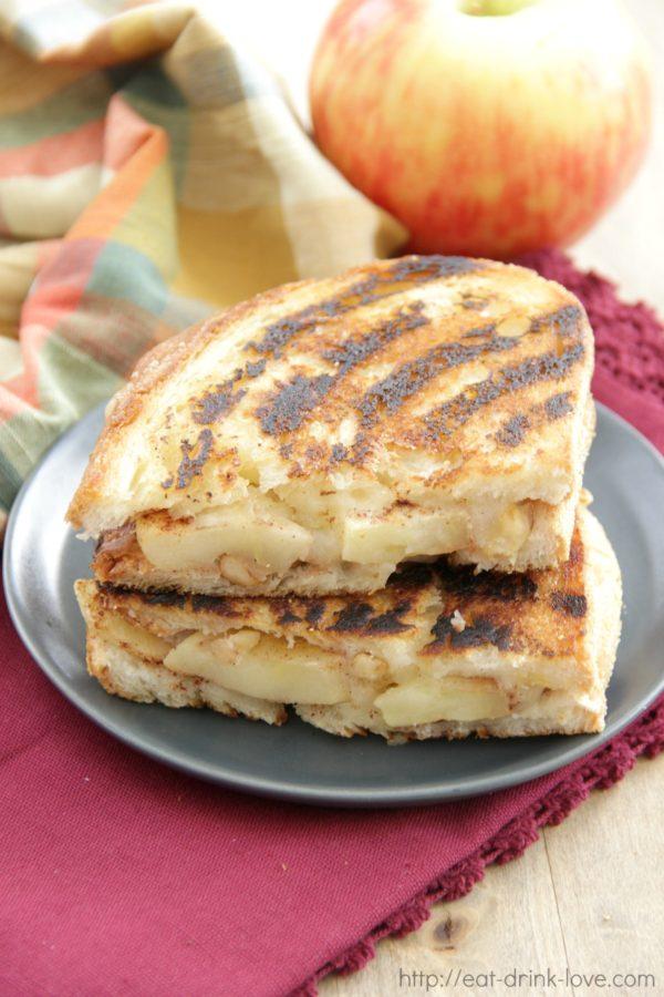 Apple Brie Panini