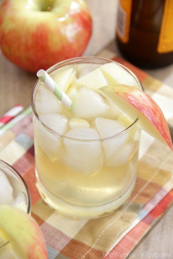 Apple Ginger Fizz