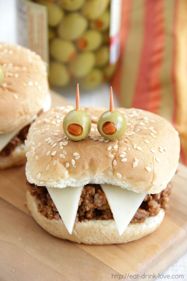Monster Sloppy Joes