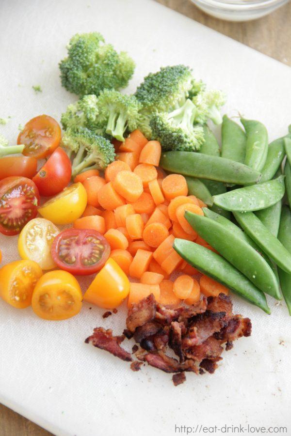 Chopped Spring Salad