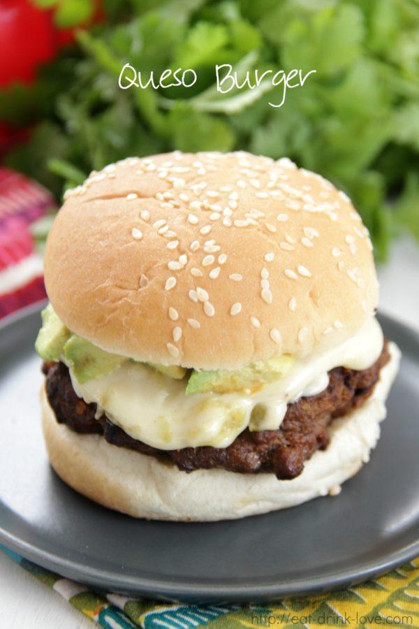 Queso Burger