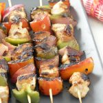 Chili Lime Chicken Kebabs