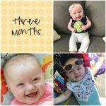 Natalie Three Months