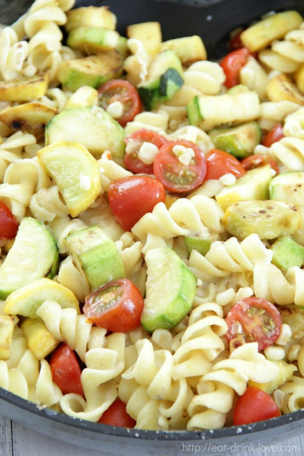 Summer Vegetable Pasta