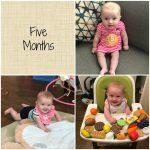 Natalie Five Months