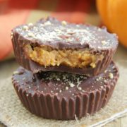 Pumpkin Butter Cups