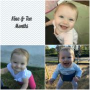 Natalie Nine and Ten Months