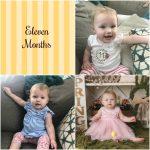 Natalie Eleven Months