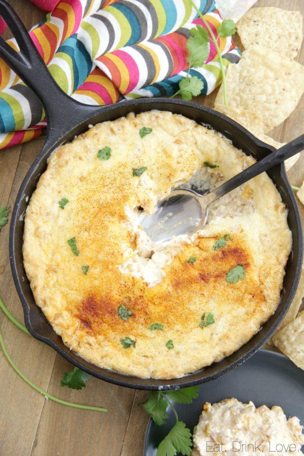 Corn Dip, Mexican, Cheese