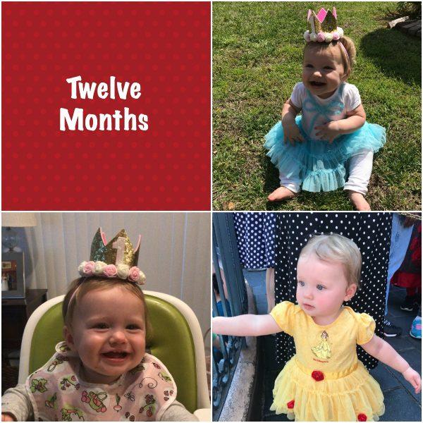 Natalie Twelve Months