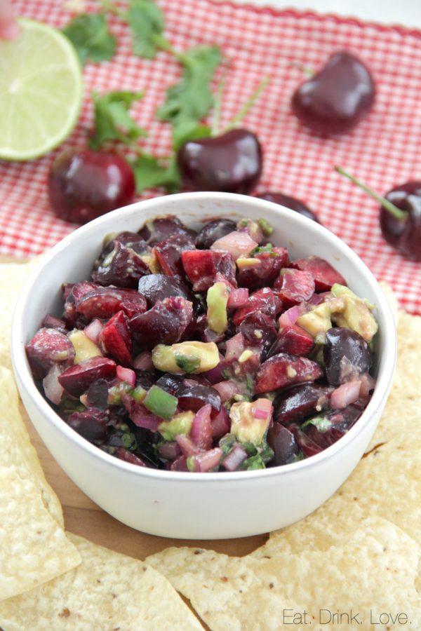 Cherry Salsa
