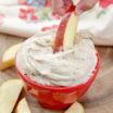 Maple Cinnamon Fruit Dip