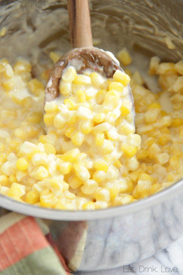 Easy Creamed Corn