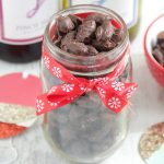 Dark Chocolate Cinnamon Almonds
