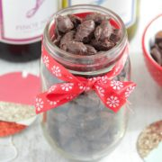 Dark Chocolate Cinnamon Almonds