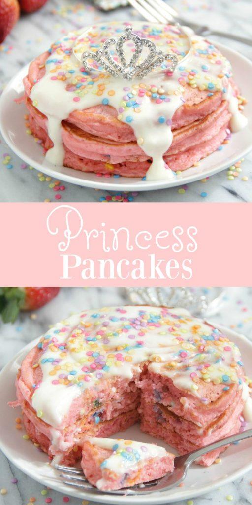 Princess Pancakes