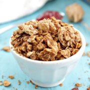 Peanut Butter & Jelly Granola