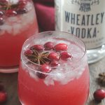 Holiday Vodka Sippers