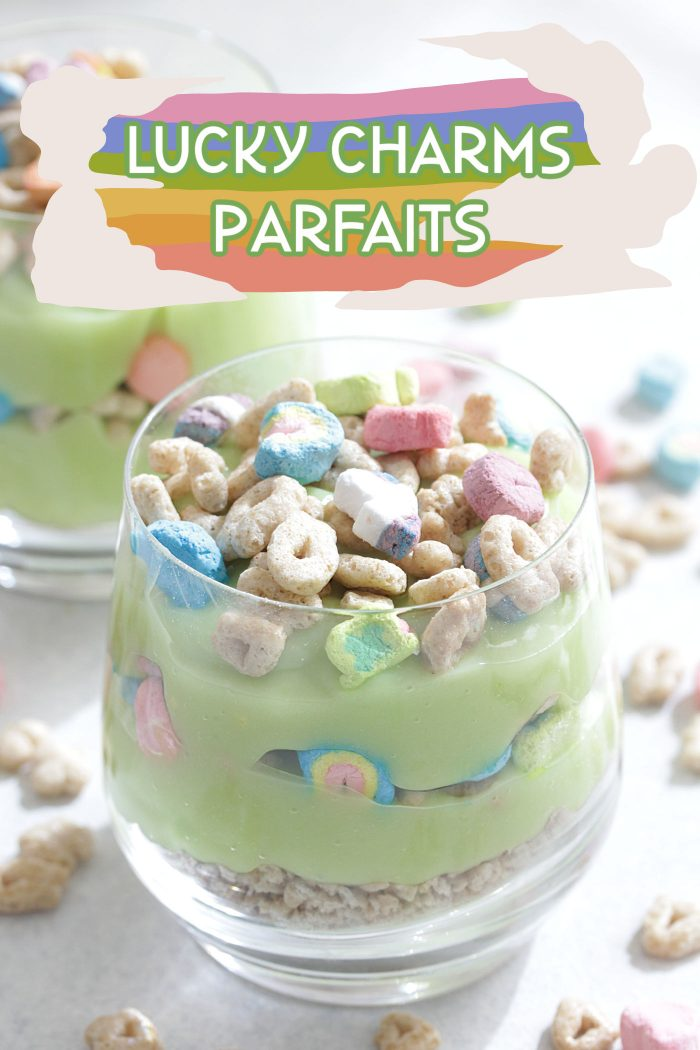 Lucky Charms Parfaits