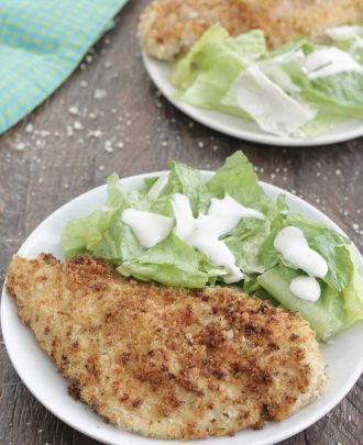 Baked (or Air Fryer) Ranch Chicken